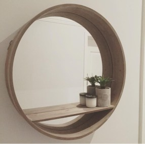 Stunning Bathroom Mirror Decor Ideas 03