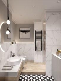 Stunning Bathroom Mirror Decor Ideas 20