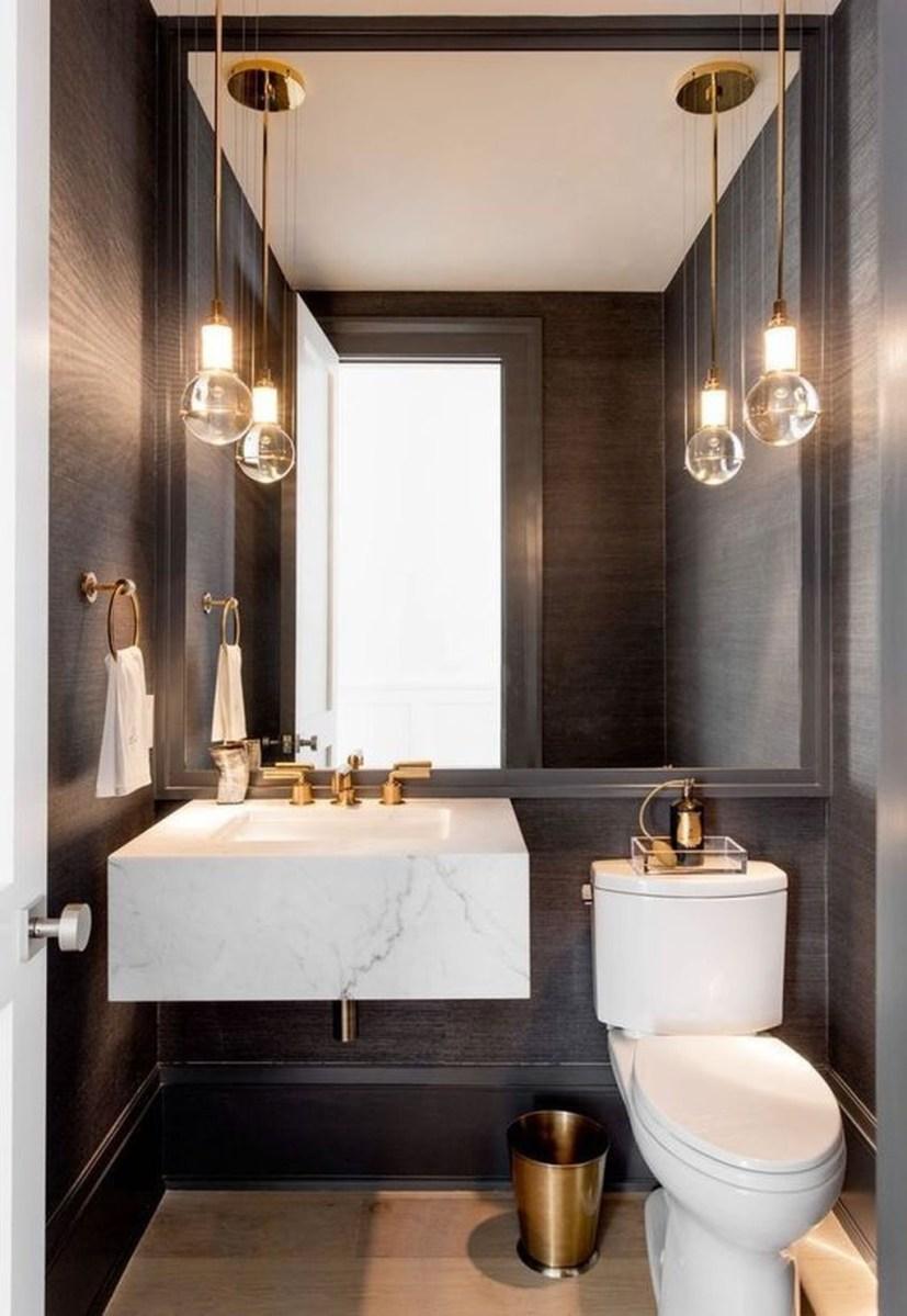 Stunning Bathroom Mirror Decor Ideas 33
