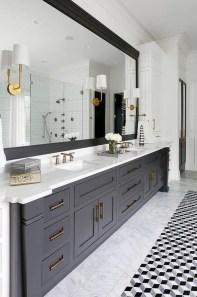 Stunning Bathroom Mirror Decor Ideas 50