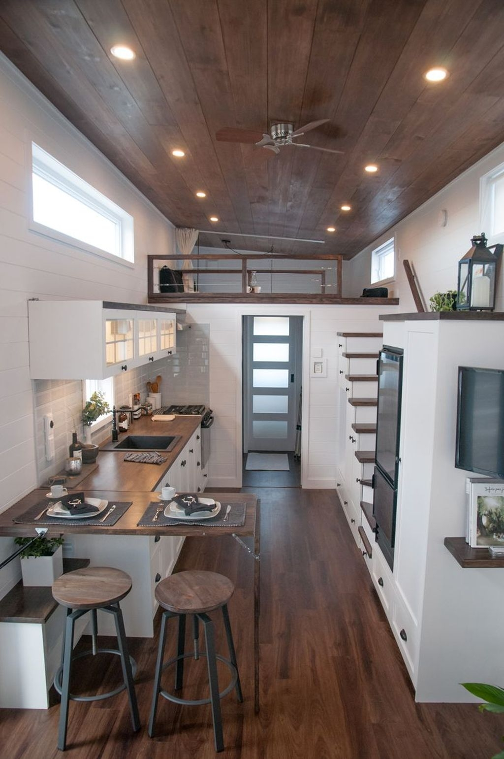 Stunning Tiny House Design Ideas 05