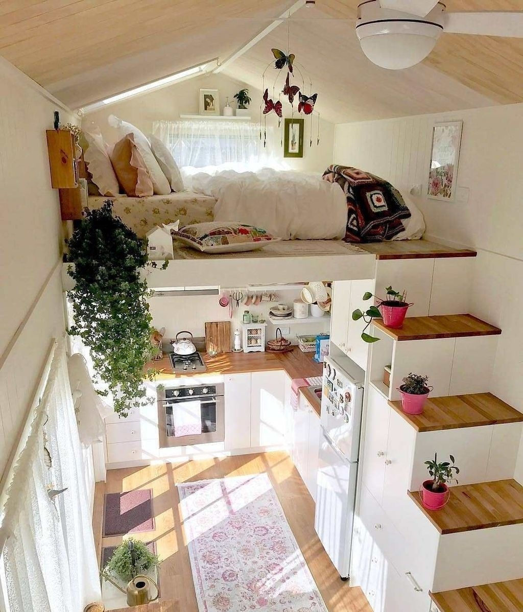 Stunning Tiny House Design Ideas 13
