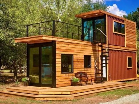 Stunning Tiny House Design Ideas 15
