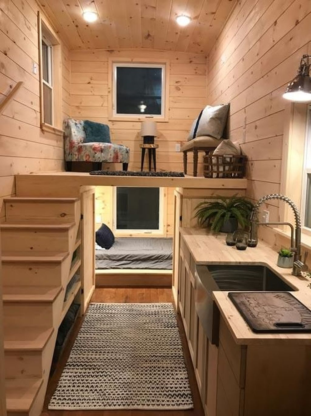 Stunning Tiny House Design Ideas 16