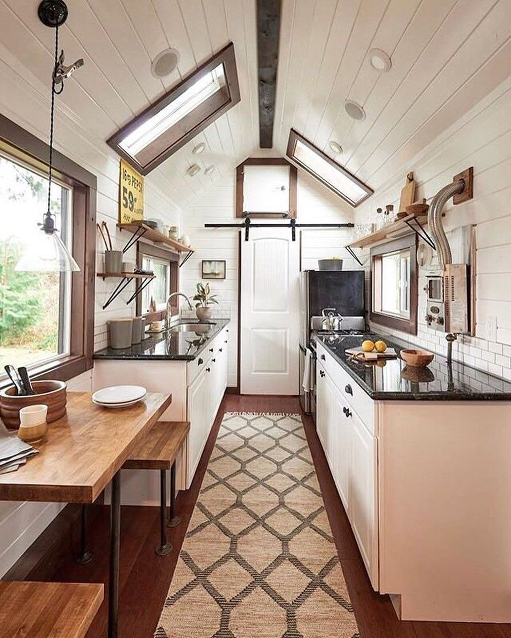 Stunning Tiny House Design Ideas 19