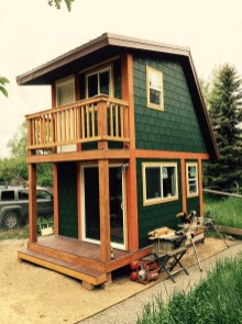Stunning Tiny House Design Ideas 21