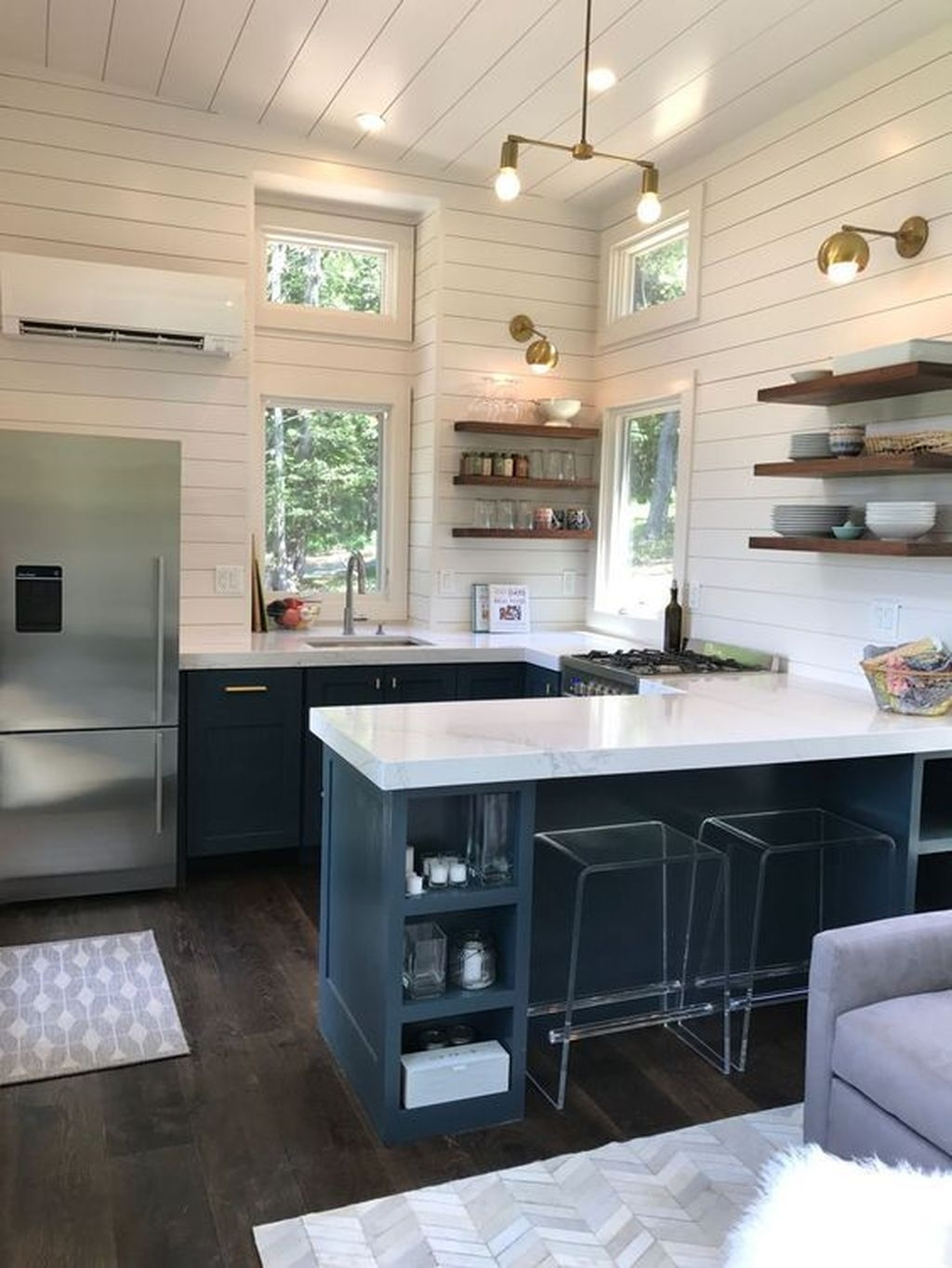 Stunning Tiny House Design Ideas 39