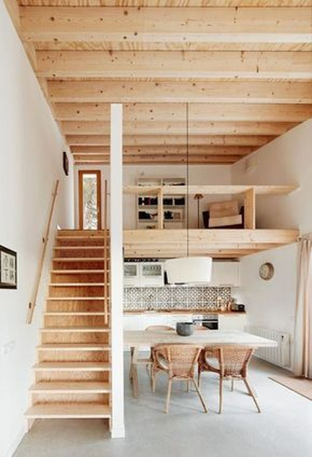 Stunning Tiny House Design Ideas 40