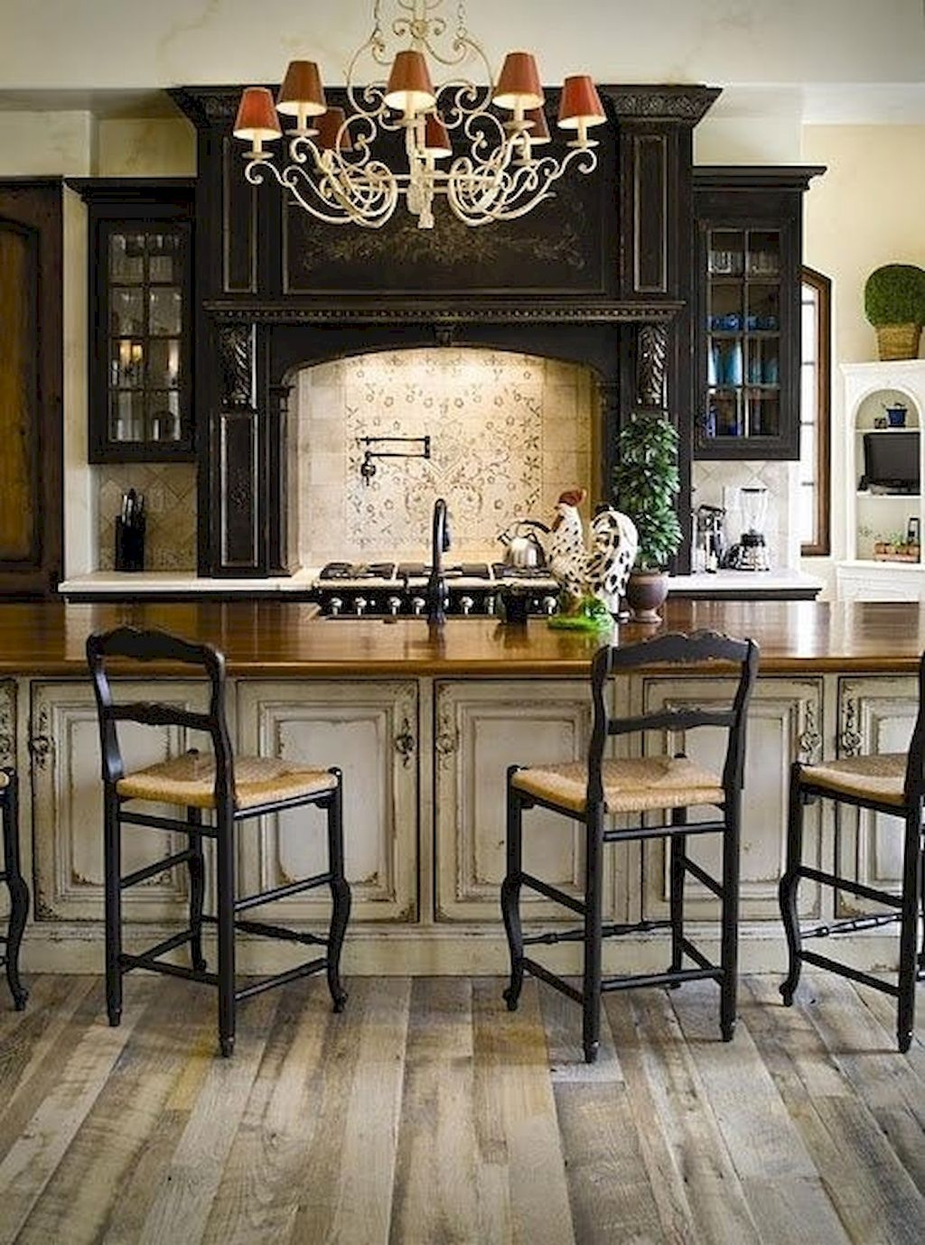 The Best French Country Style Kitchen Decor Ideas 08