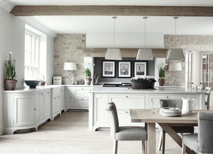 The Best French Country Style Kitchen Decor Ideas 20