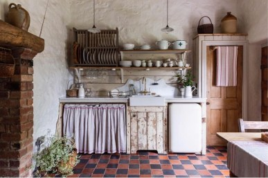 The Best French Country Style Kitchen Decor Ideas 22