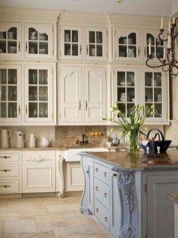 The Best French Country Style Kitchen Decor Ideas 29