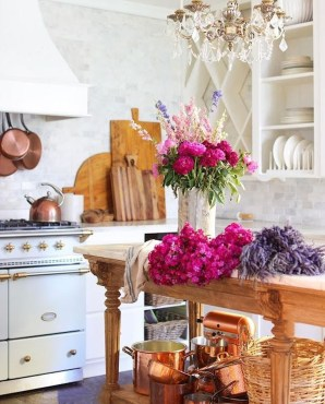 The Best French Country Style Kitchen Decor Ideas 33