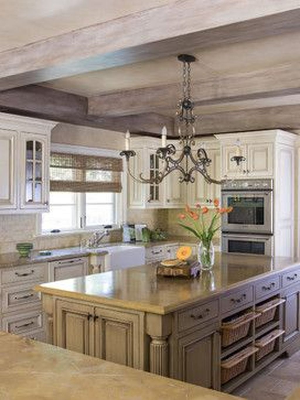 The Best French Country Style Kitchen Decor Ideas 39