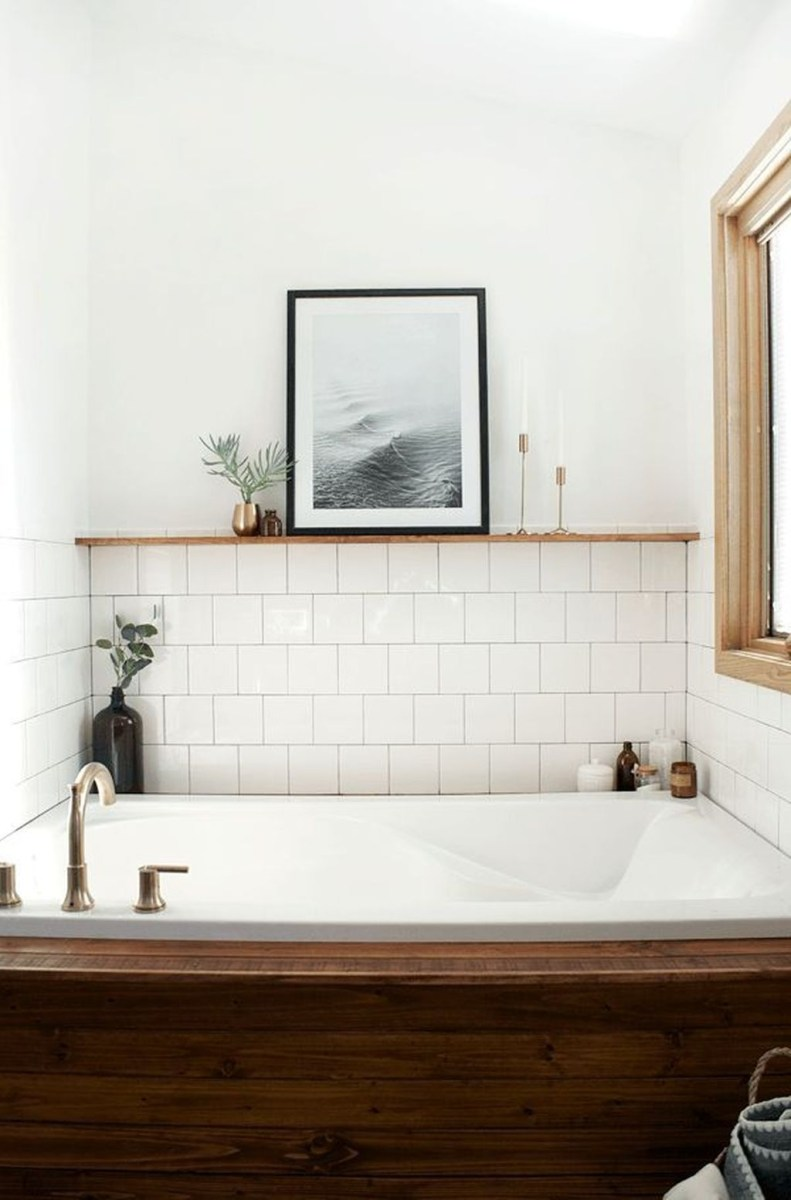 The Best Ideas To Creating Cozy Minimalist Bathroom 22