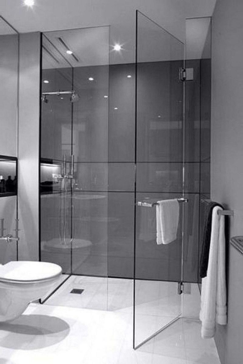 The Best Ideas To Creating Cozy Minimalist Bathroom 37