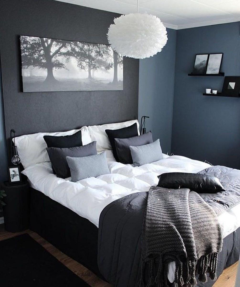 The Best Scandinavian Bedroom Interior Design Ideas 04