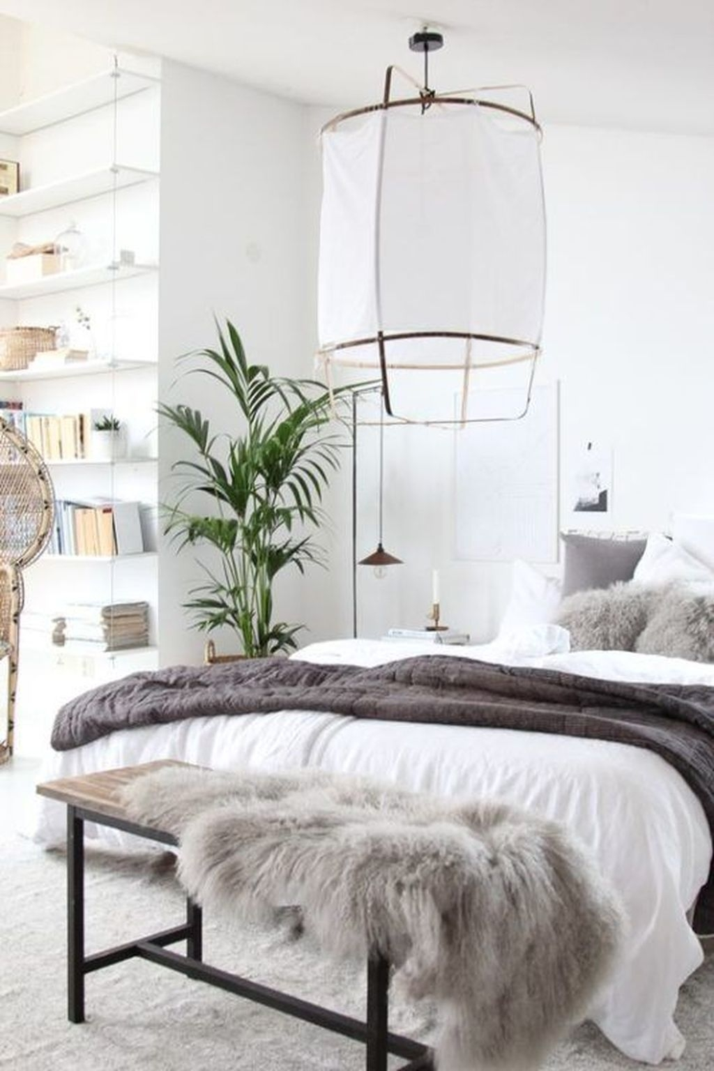 The Best Scandinavian Bedroom Interior Design Ideas 17