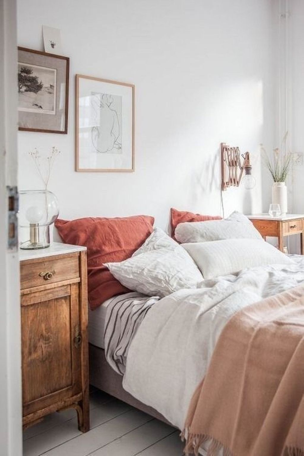The Best Scandinavian Bedroom Interior Design Ideas 23