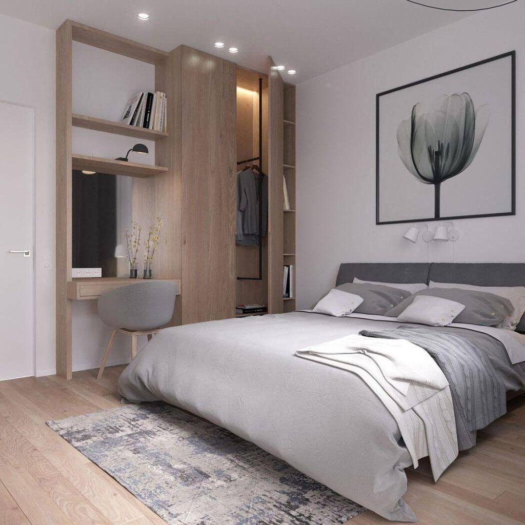 The Best Scandinavian Bedroom Interior Design Ideas 31