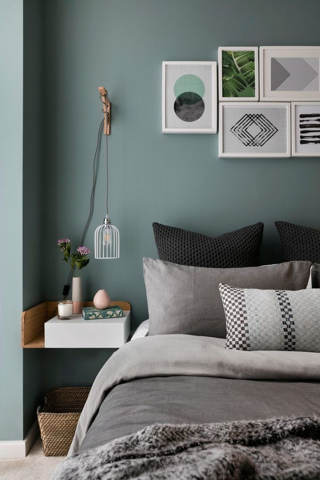 The Best Scandinavian Bedroom Interior Design Ideas 32