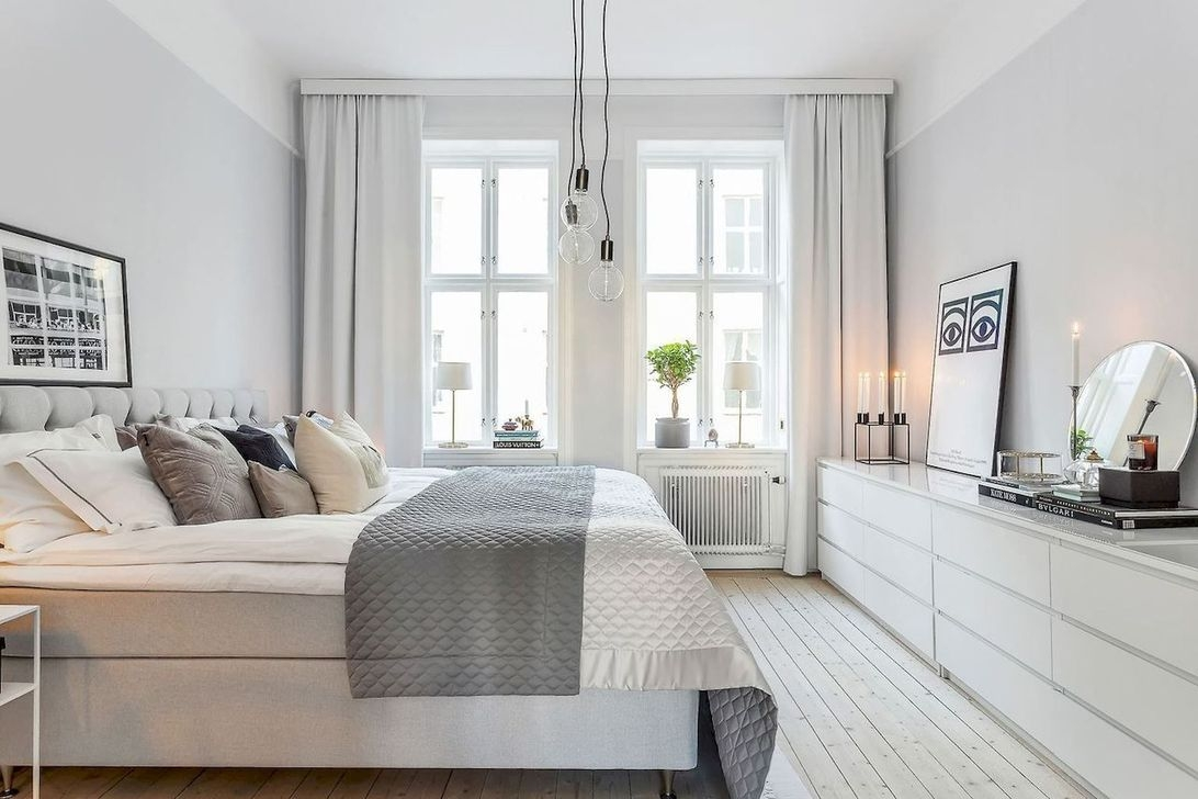The Best Scandinavian Bedroom Interior Design Ideas 40