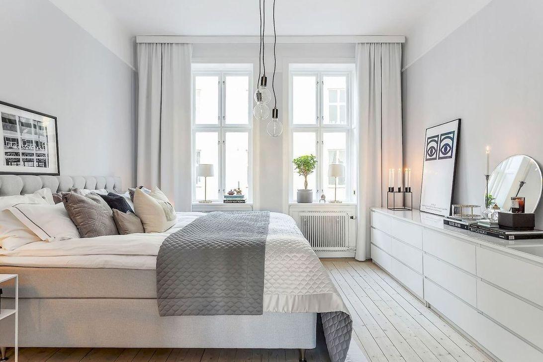 The Best Scandinavian Bedroom Interior Design Ideas 40