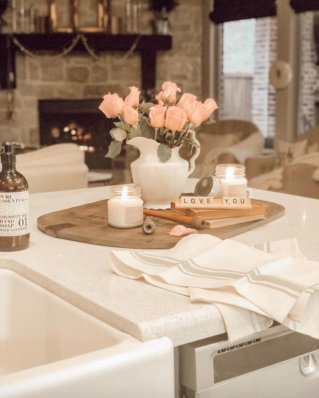 Totally Adorable Valentine Kitchen Decor Ideas 15