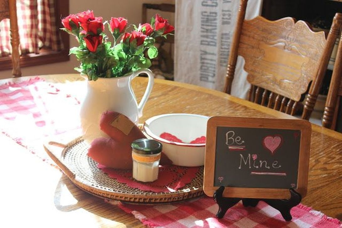 Totally Adorable Valentine Kitchen Decor Ideas 19