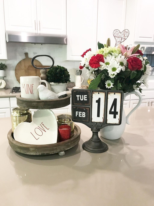 Totally Adorable Valentine Kitchen Decor Ideas 25