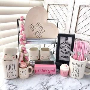 Totally Adorable Valentine Kitchen Decor Ideas 27