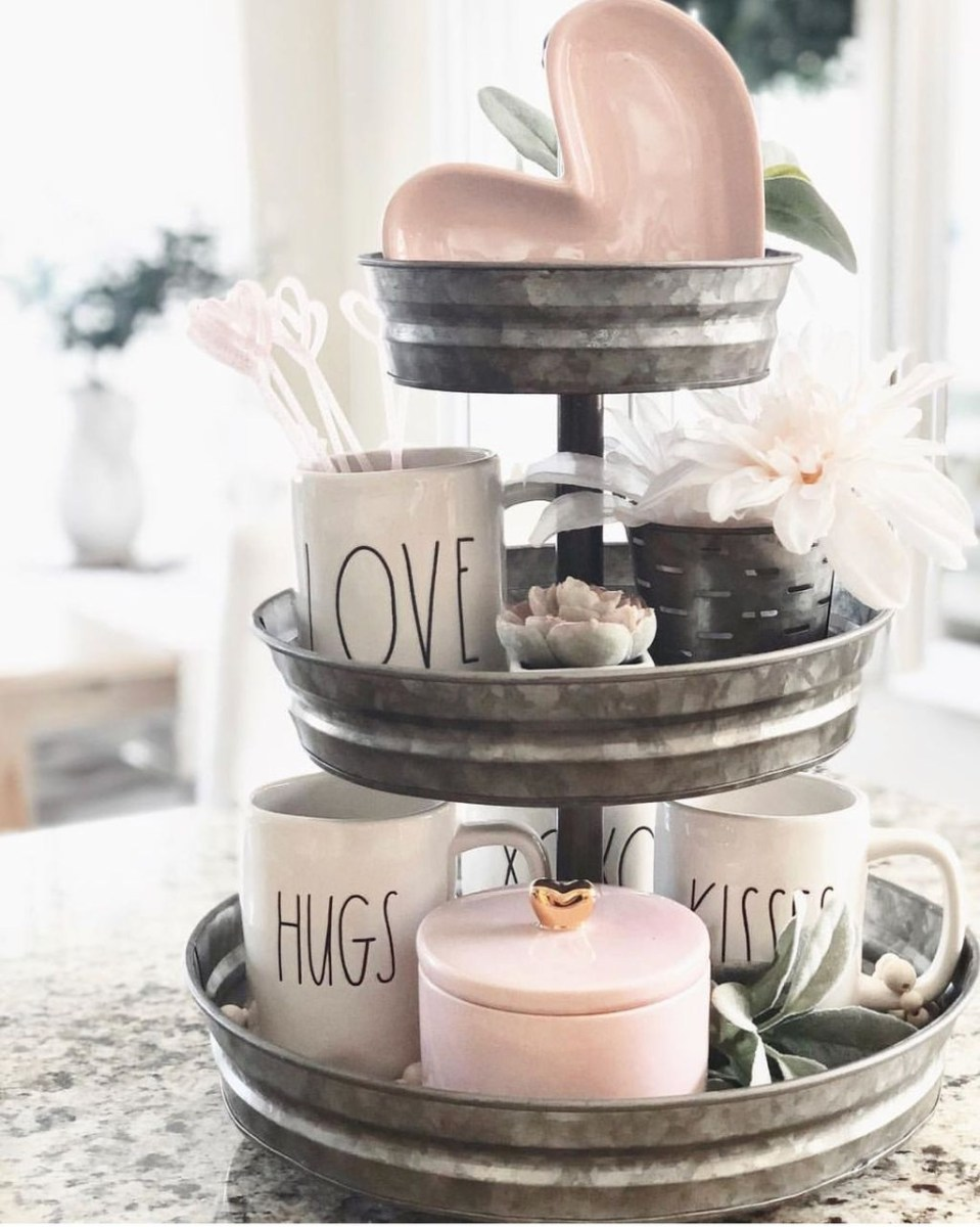 Totally Adorable Valentine Kitchen Decor Ideas 36