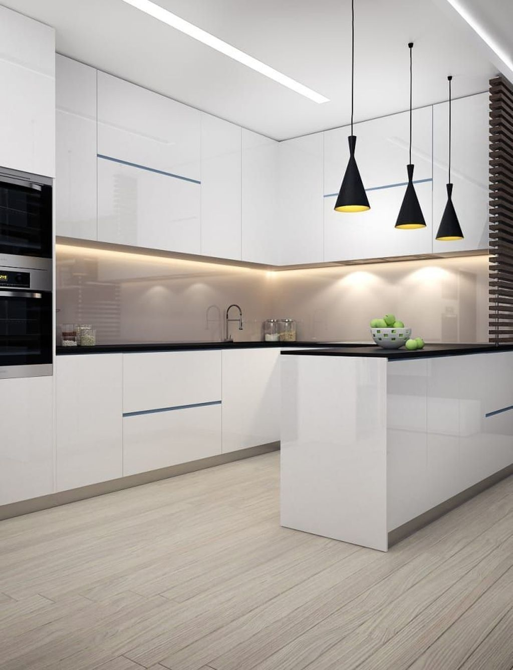 Totally Inspiring Modern Kitchen Design Ideas 06
