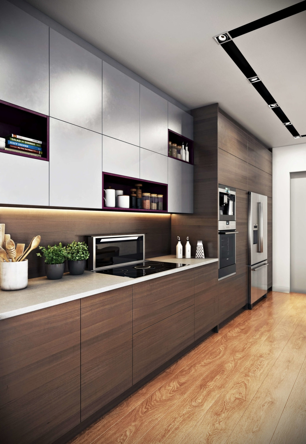 Totally Inspiring Modern Kitchen Design Ideas 09