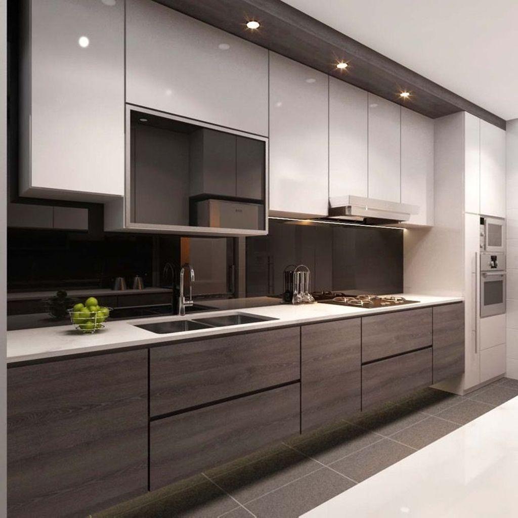 Totally Inspiring Modern Kitchen Design Ideas 16