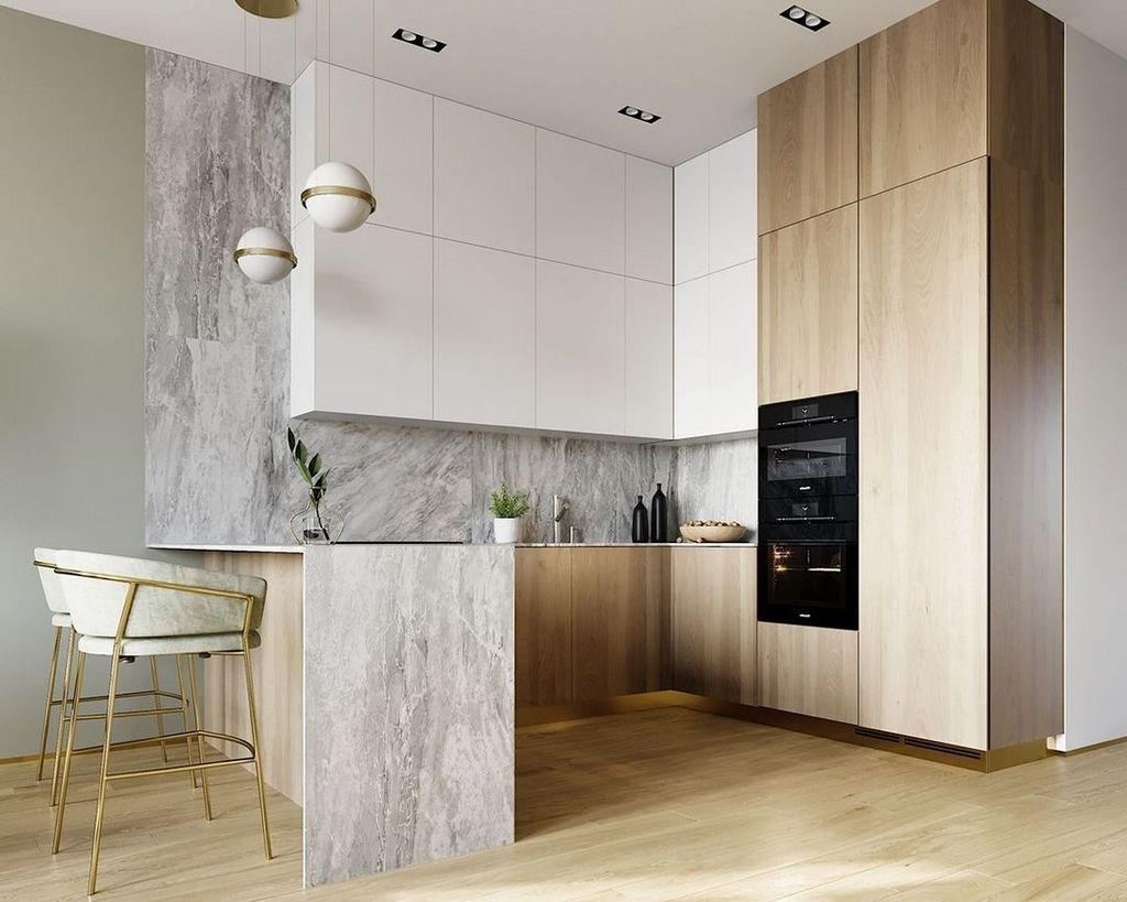 Totally Inspiring Modern Kitchen Design Ideas 22