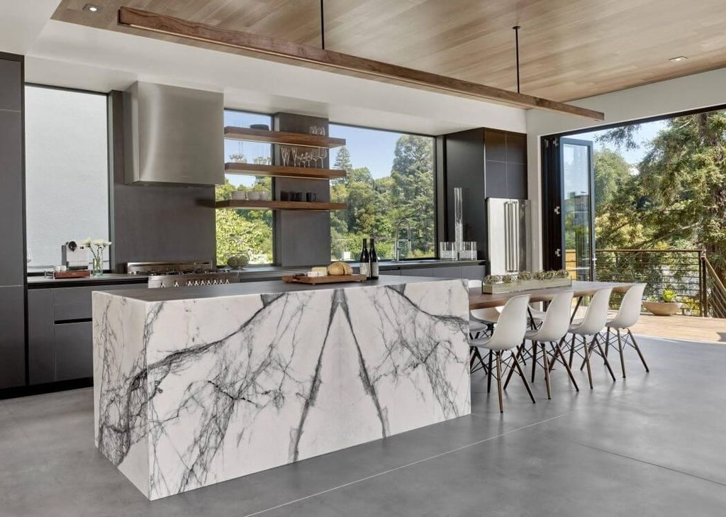 Totally Inspiring Modern Kitchen Design Ideas 35