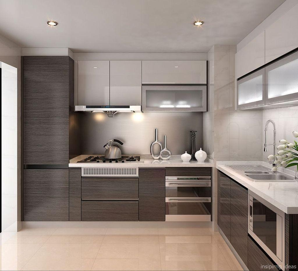 Totally Inspiring Modern Kitchen Design Ideas 47