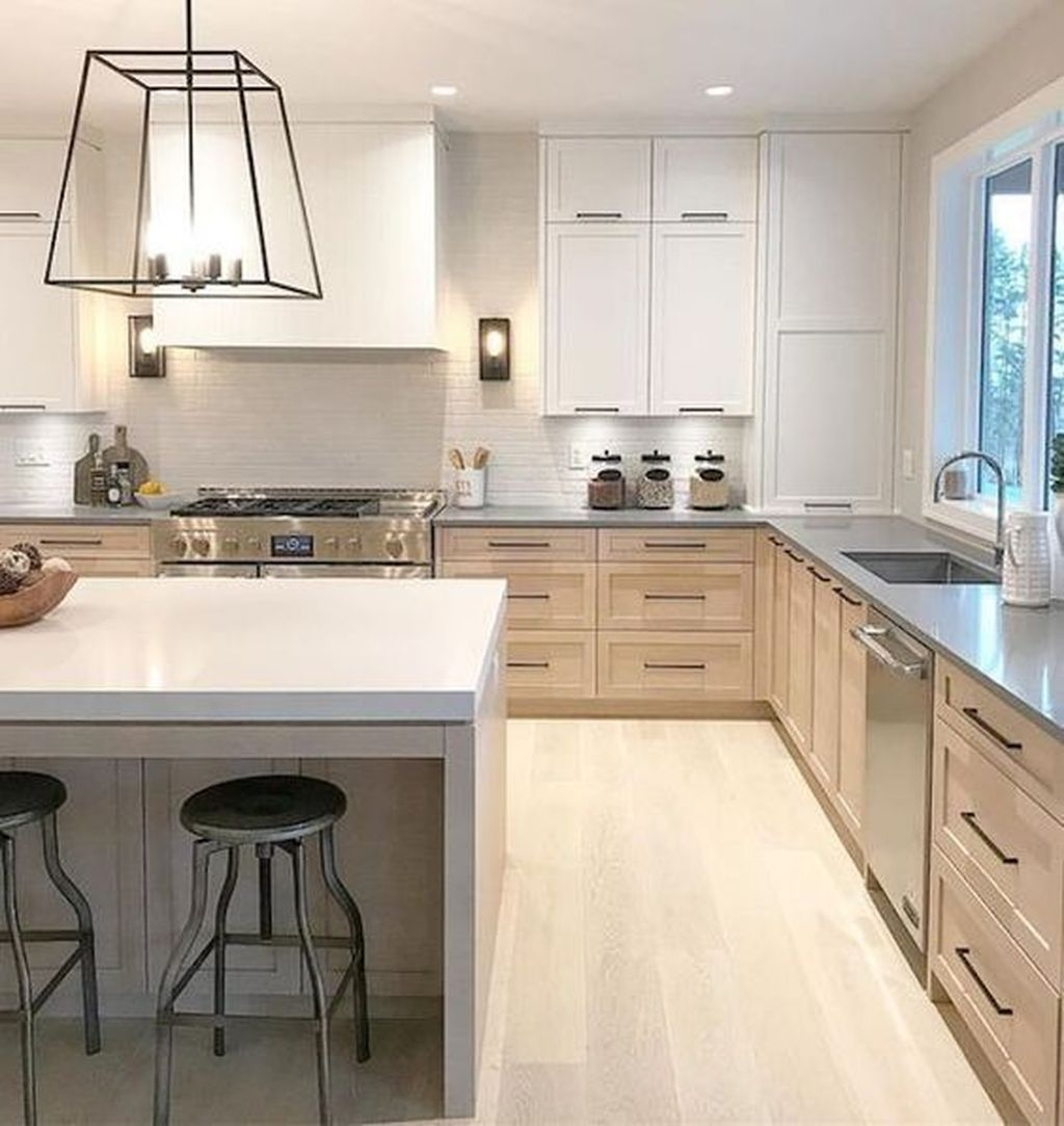 Totally Inspiring Modern Kitchen Design Ideas 48