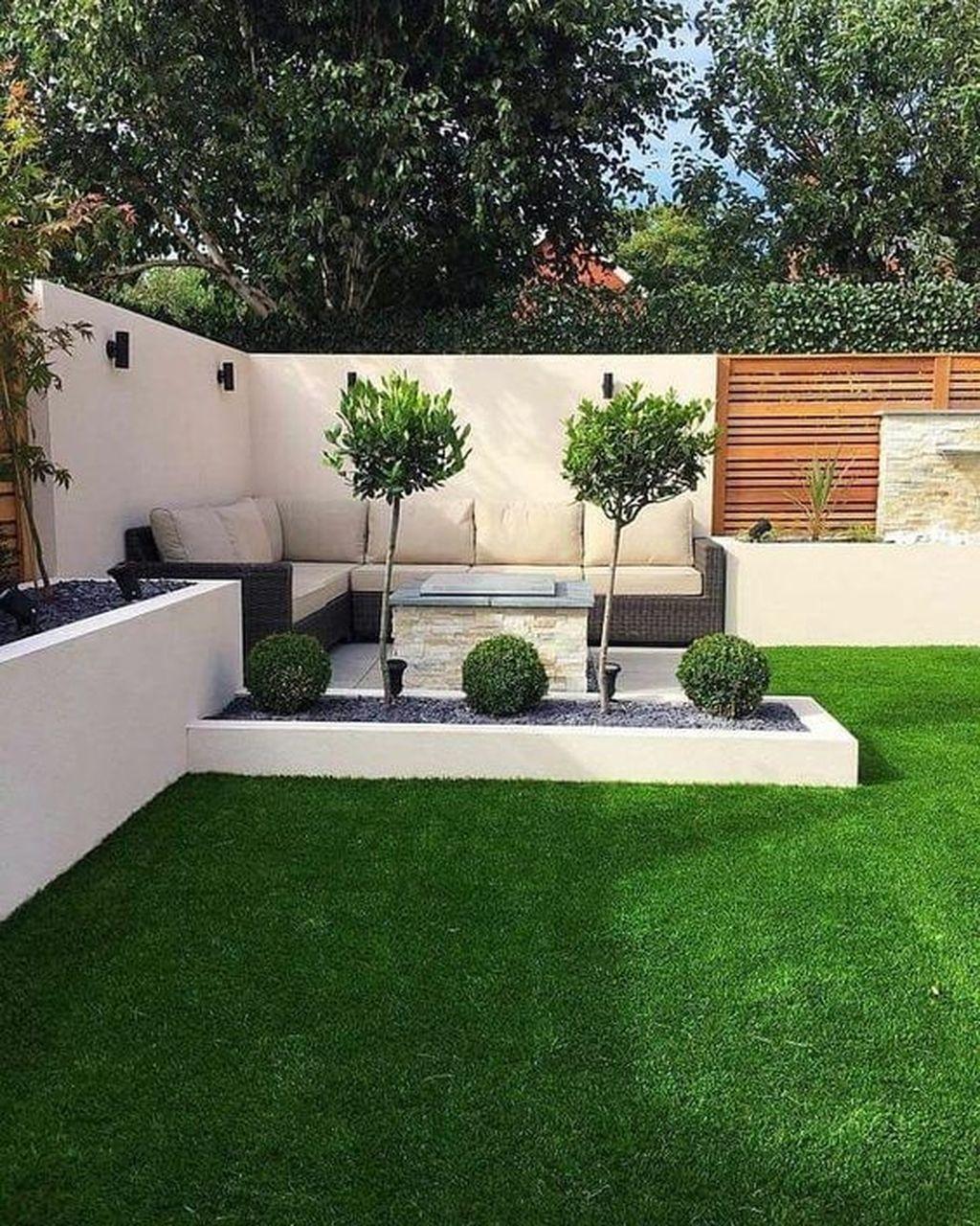 Brilliant Small Backyard Design Ideas On A Budget 30