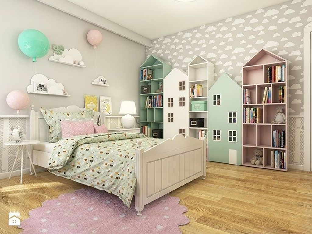 Inspiring Kids Room Design Ideas 13