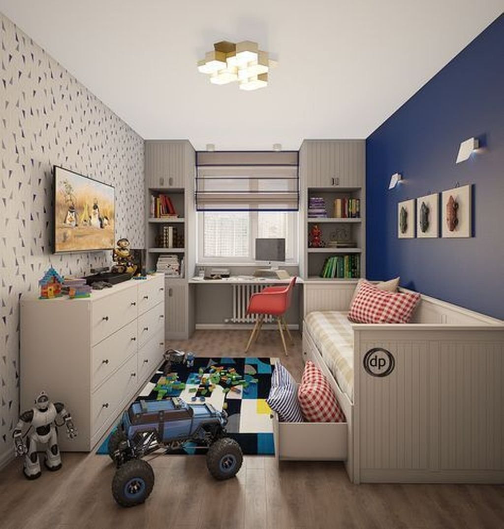 Inspiring Kids Room Design Ideas 16