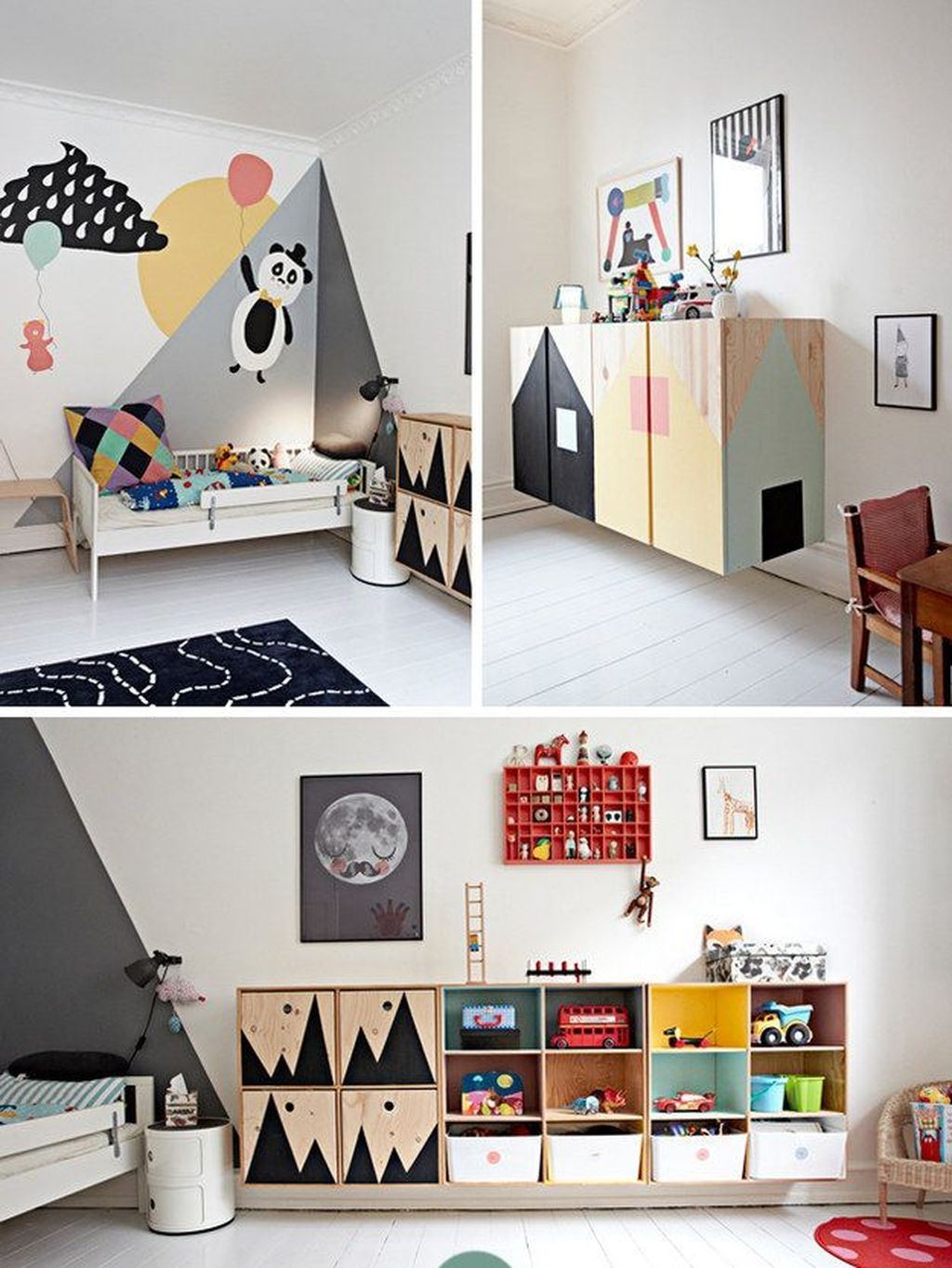 Inspiring Kids Room Design Ideas 25