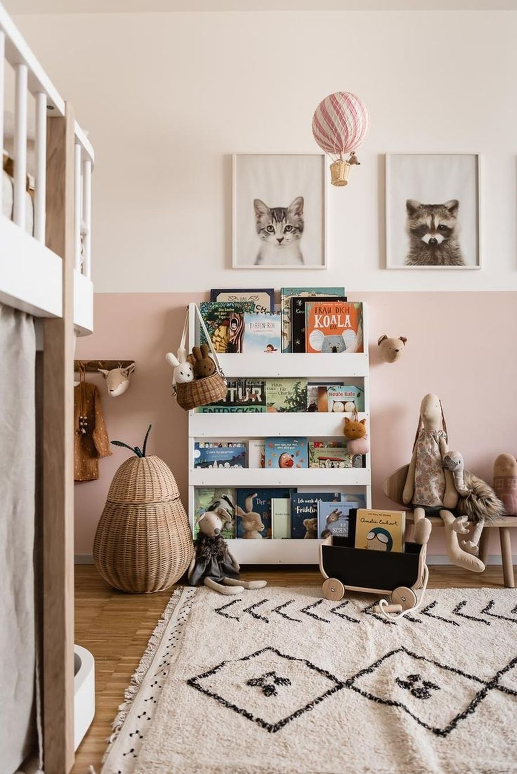 Inspiring Kids Room Design Ideas 37