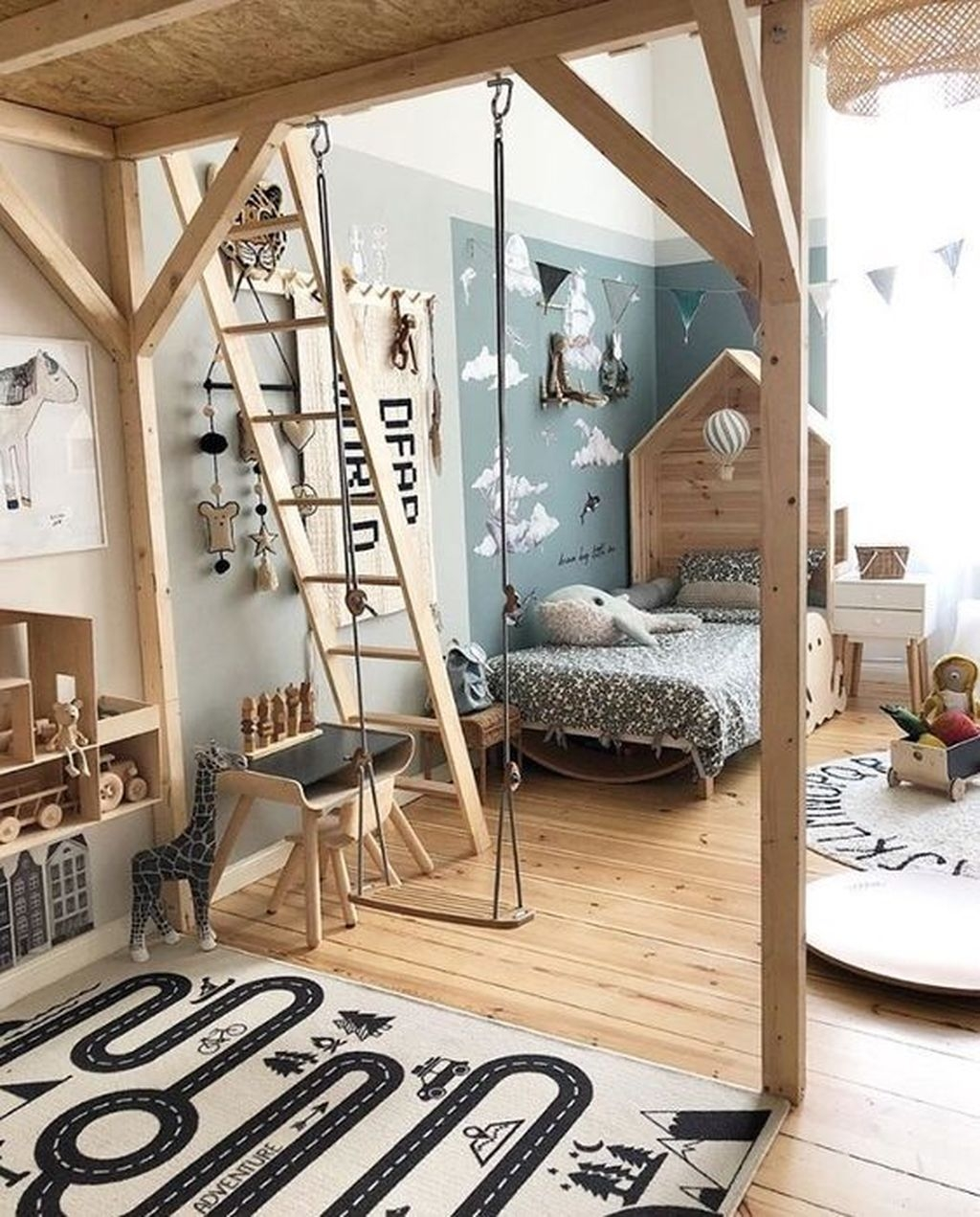 Inspiring Kids Room Design Ideas 49