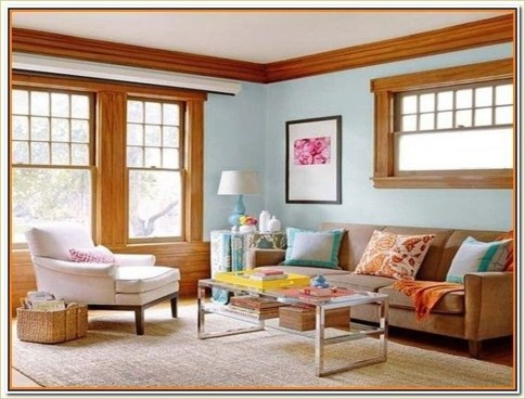 Lovely Modern Paint Color Ideas To Get Maximum Comfort 30