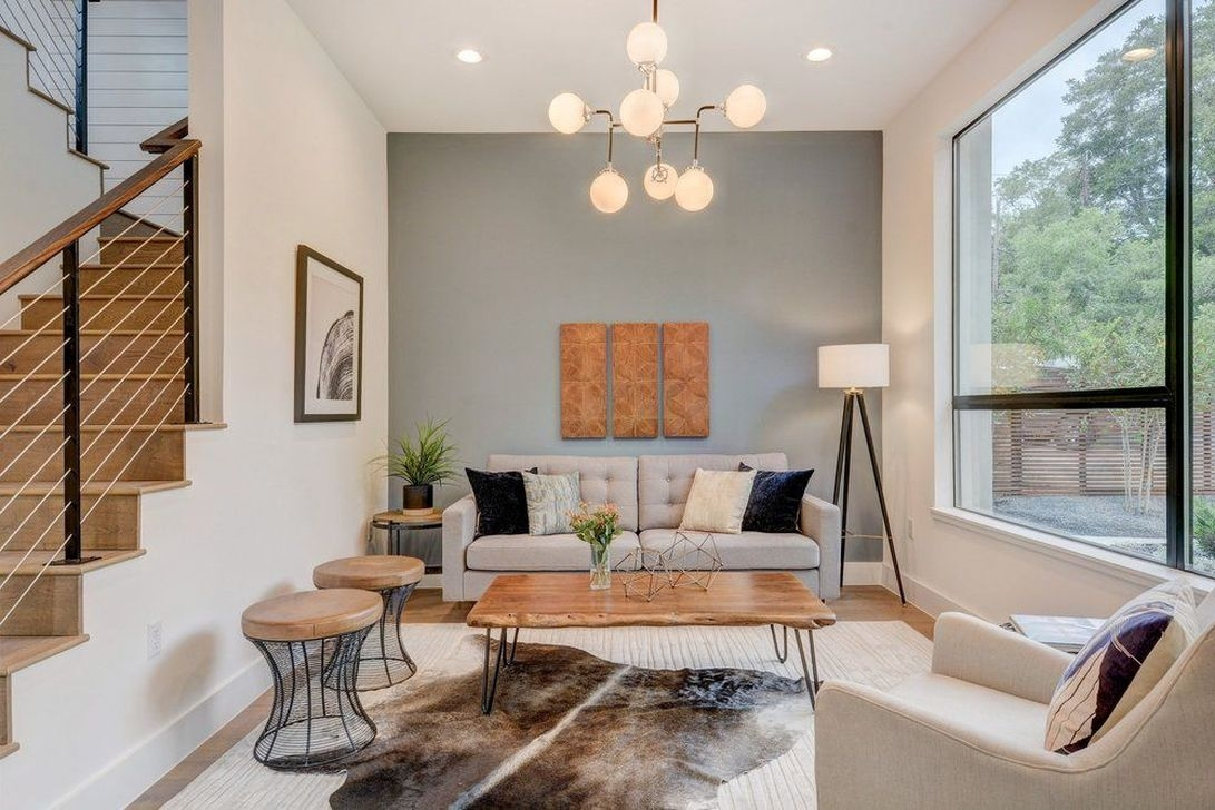 Lovely Modern Paint Color Ideas To Get Maximum Comfort 33
