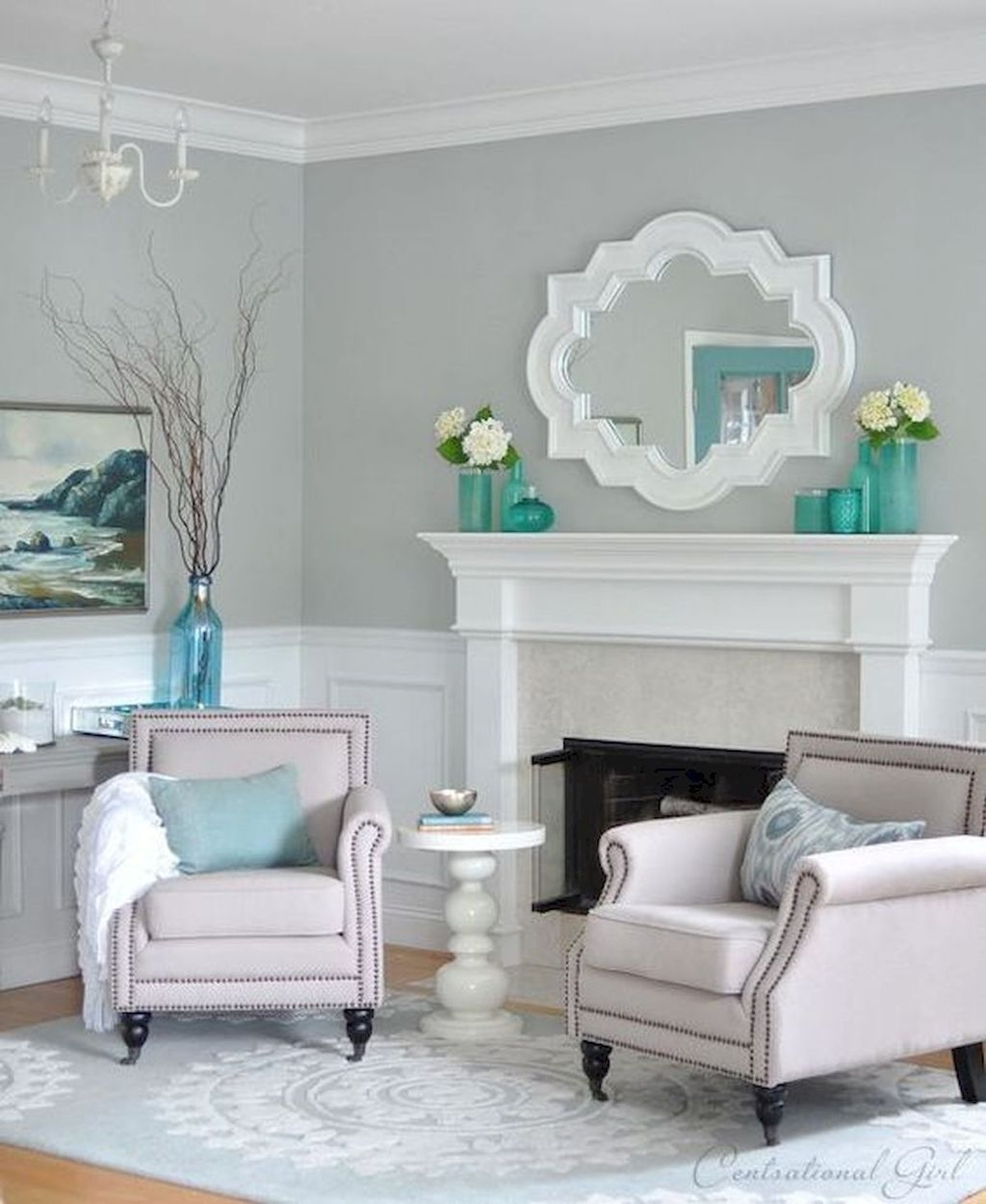 Lovely Modern Paint Color Ideas To Get Maximum Comfort 40