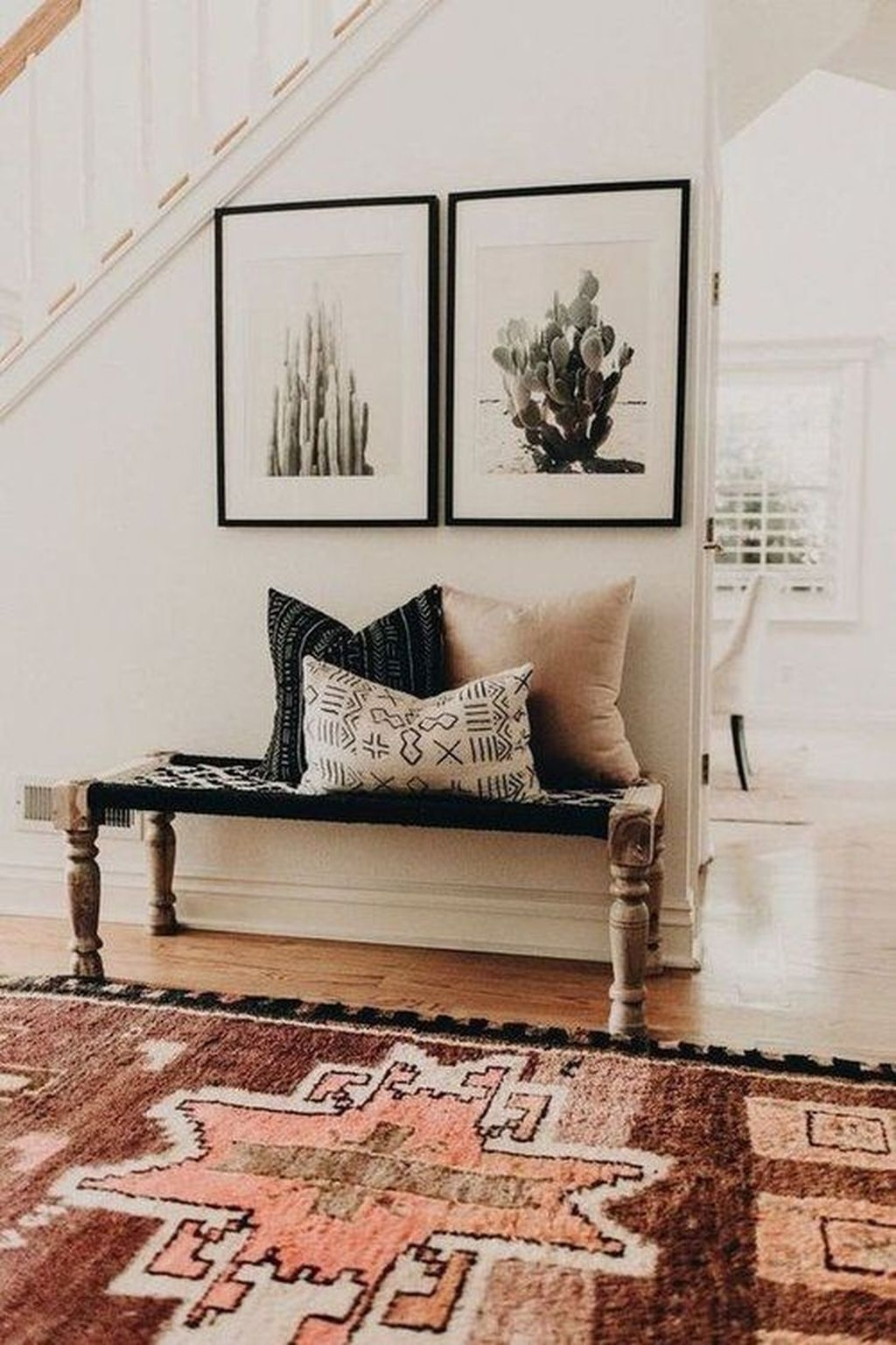 The Best Bohemian Farmhouse Decorating Ideas For Your Living Room 22