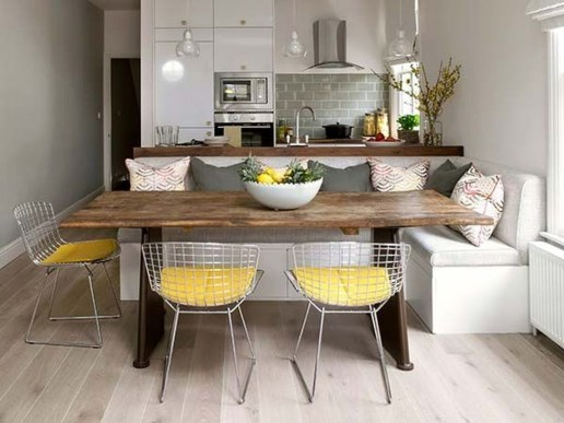 Totally Inspiring Small Kitchen Design Ideas For Your Small Home 07